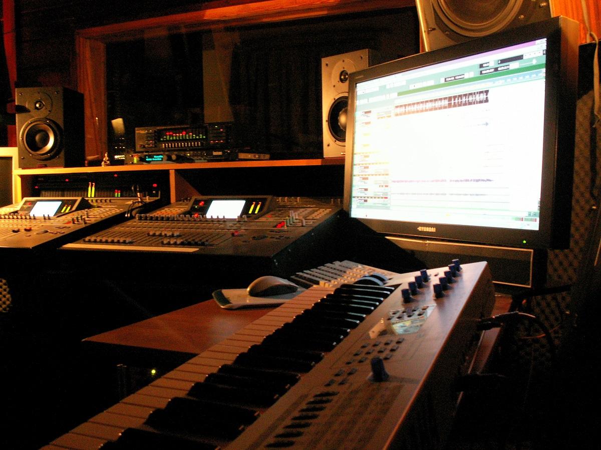 studio Bubny